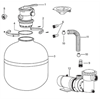 JACUZZI ABOVEGROUND SYSTEM PARTS