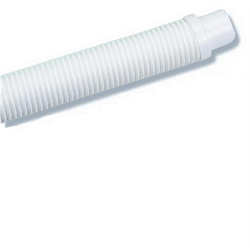 PLASTIFLEX AUTOMATIC POOL CLEANER REPLACEMENT HOSE, WHITE (24/CS)