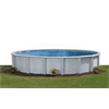 15' STERLING A/G POOL, C/W SKIMMER