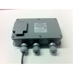 AQUALAMP SK-2 TRANSFORMER BOX COMPLETE BY CONSOLIDATED