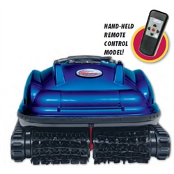 SCRUBBER DIRECT COMMAND FAST TRACK ROBOTIC POOL CLEANER, IG POOLS, REPL, NC71RC