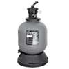 """WATERWAY Carefree Oval Sand Filter 26"""" Filter w/ Multi-Port Valve Only -Canadian"""