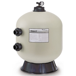 "PENTAIR 36"" TRITON II TR140 SIDE MOUNT SAND FILTER W/O VALVE"
