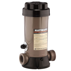HAYWARD IN-LINE CHLORINATOR - 9lbs