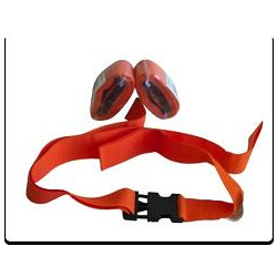 SET 3 SPINE BOARD STRAPS WITH PLASTIC BUCKLES