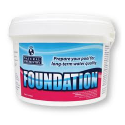 ** CLEARANCE PRICE ** NATURAL CHEMISTRY POOL WATER FOUNDATION, 16.5lb