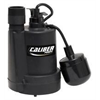 AMERICAN GRANBY, 1/5HP UTILITY PUMP C/W FITTINGS FOR B/W HOSE