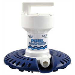 ZODIAC/COVER POOLS LITTLE GIANT AUTOMATIC SUMP PUMP FOR AUTO COVERS