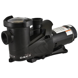 "CARVIN ORKA 3/4HP PUMP (60HZ 115/230V 2"" PIPE) WITH UNIONS (31150109R2-BLK"