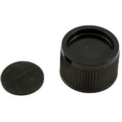CARVIN (JACUZZI) DRAIN CAP WITH GASKET FOR FILTERS