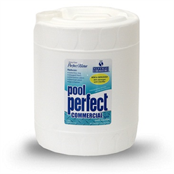 ** CLEARANCE PRICE ** NATURAL CHEMISTRY COMMERCIAL POOL PERFECT 18.9L
