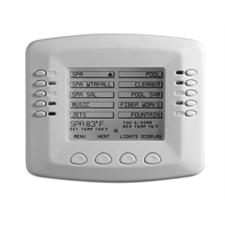 PENTAIR INTELLITOUCH INDOOR CONTROL PANEL, WIRED TO LOAD OR POWER CENTER
