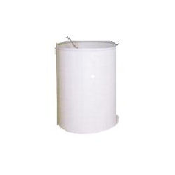 SOLUTION TANK 15 GAL. WITH LID