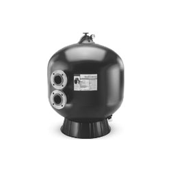 PENTAIR TRITON C TR140C3 SAND FILTER, COMMERCIAL, BLACK, W/O VALVE