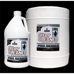 NATURAL CHEMISTRY PRO SERIES FILTER CLEANER 1gal (4/cs) (REPLACES  NC-20321)
