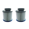 SET OF 2 REPLACEMENT FILTER CARTRIDGES FOR ALL MSPAs (6/cs)