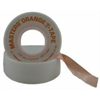 "1/2""x540"" ORANGE H.D. U.L.C. TEFLON TAPE (100/CS)"