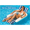 SWIMLINE PADDED LUXURY FLOATING LOUNGE CHAIR